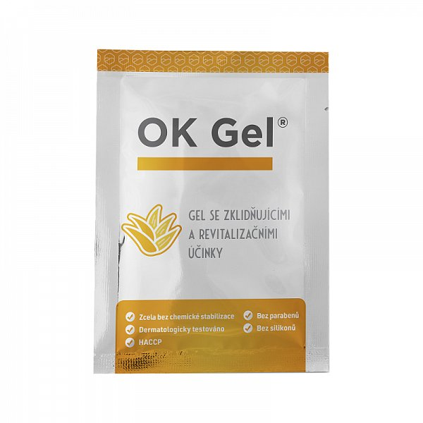 Mini package OK Gel